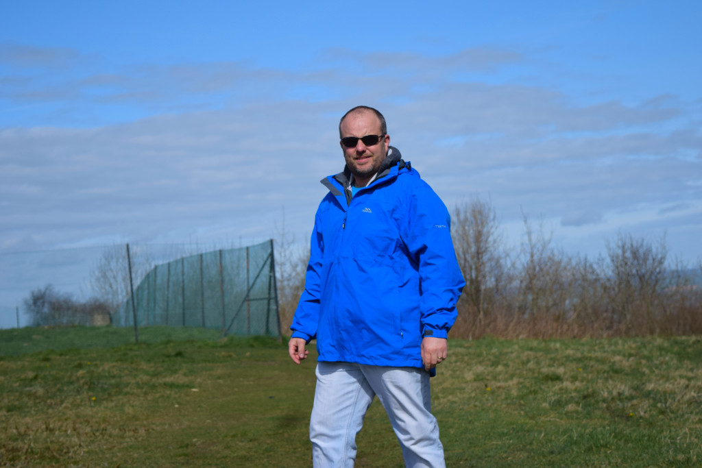 Trespass mens coat review