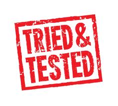 #TriedTested