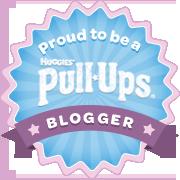 Huggies Pull-Ups ambassador
