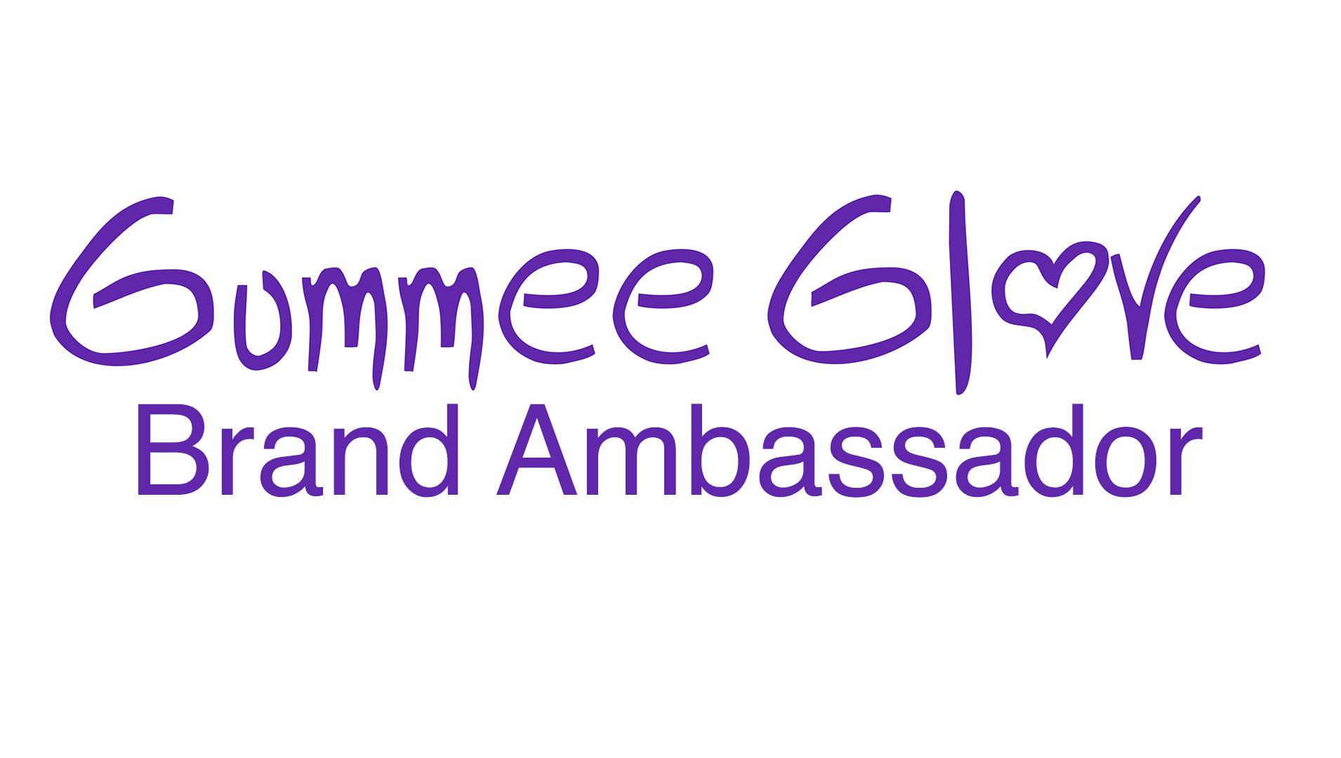 Gummee Glove ambassador