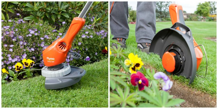 Giveaway: Win a Flymo grass trimmer