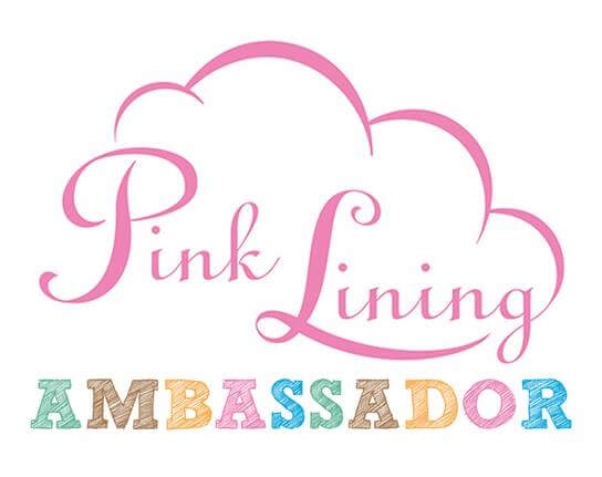 Pink Lining ambassador