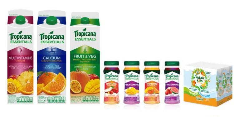 Giveaway: Win a Tropicana goody bag!