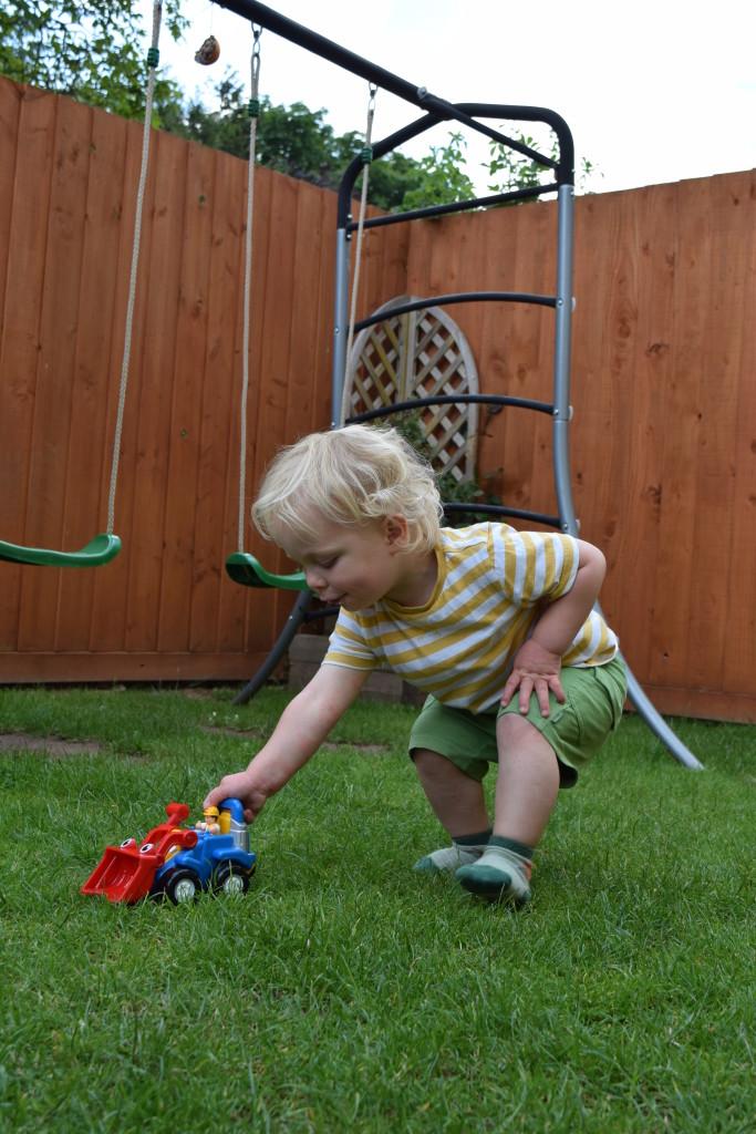 silent sunday, my sunday photo, WOW toys