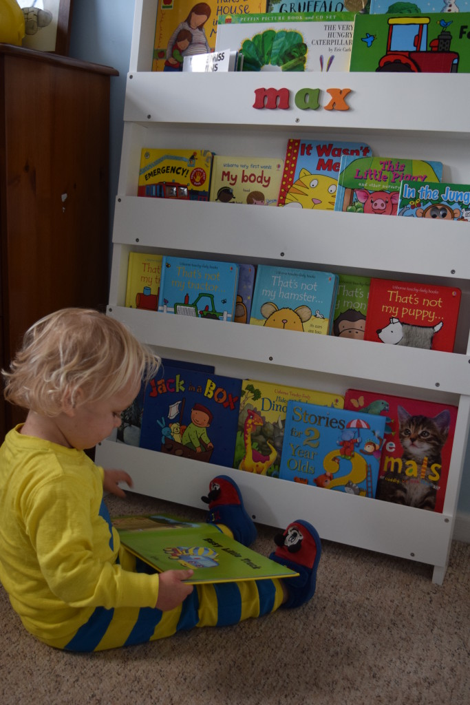 Tidy Books bookcase