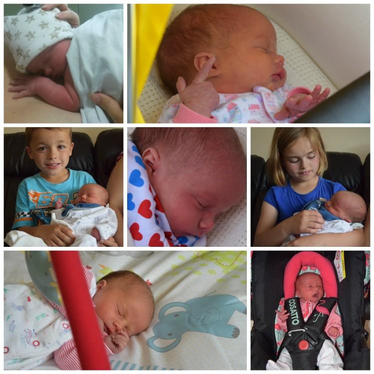 Eliza, baby 4