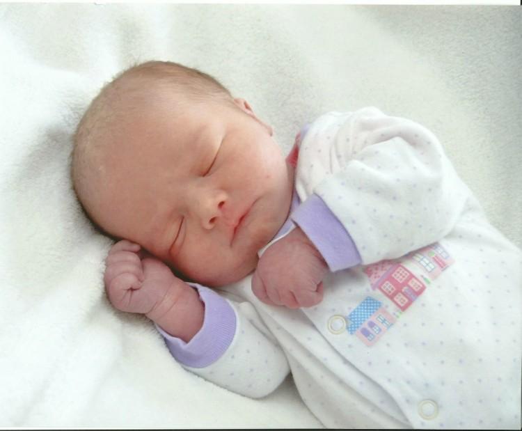 Eliza Grace, birth story