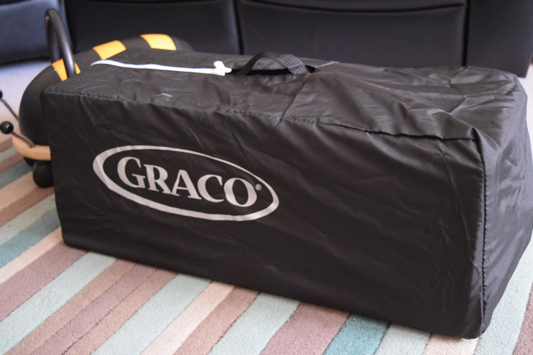 Graco Nimble Nook travel cot
