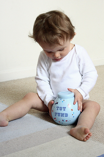 saving for baby