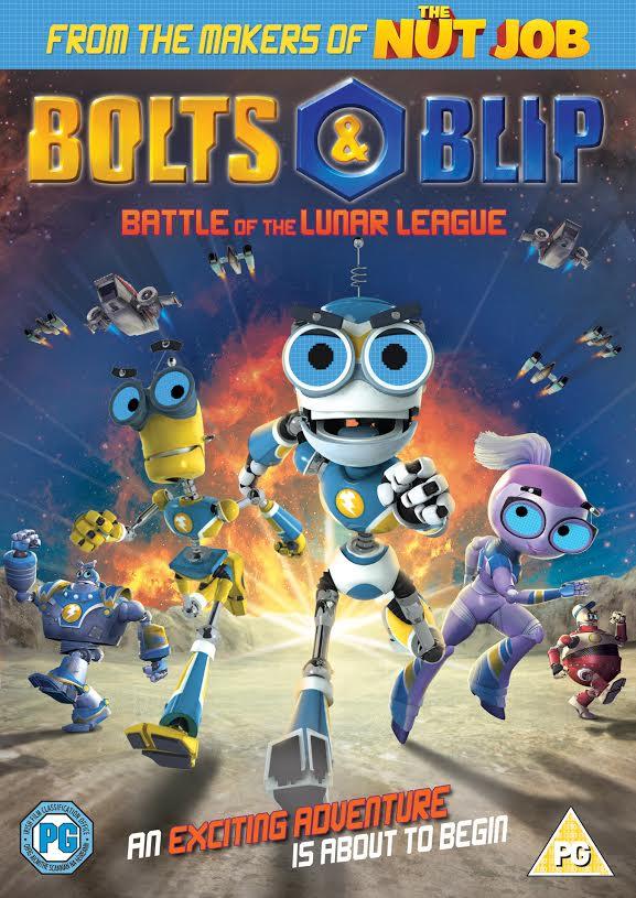 bolts & blip DVD