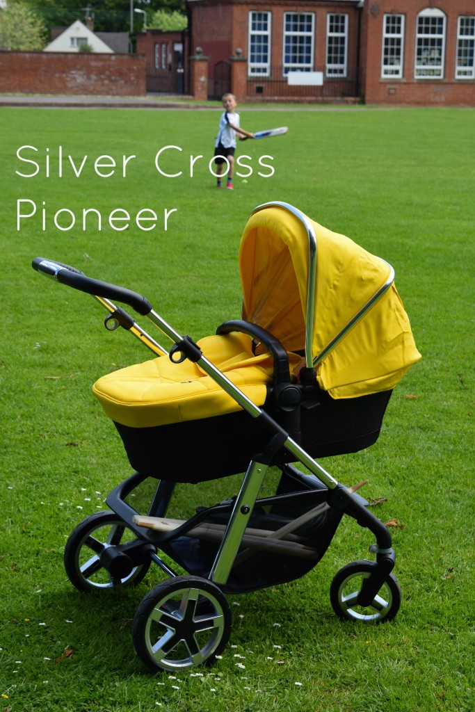 silver cross pioneer review