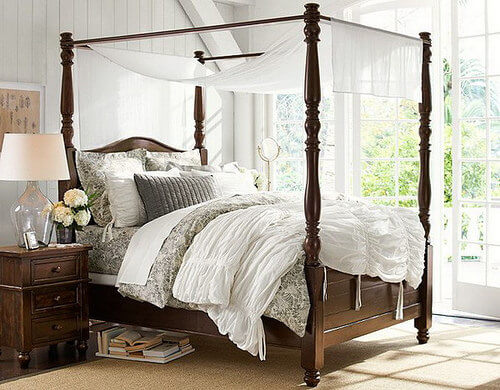 Bedspiration: the dreamy bed styles that will make you never want to get up in the morning