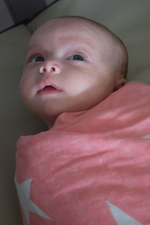 Review: Bubba Bambu muslin swaddle