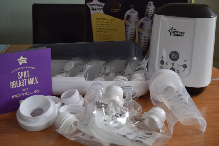 Tommee Tippee Express & Go