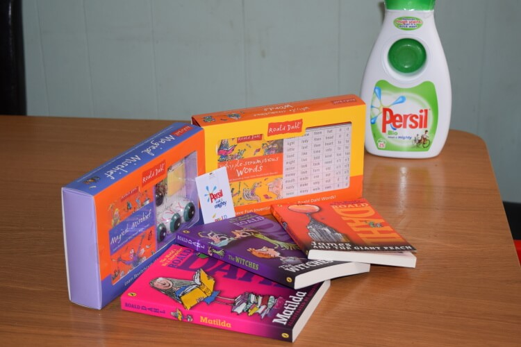 Persil and Roald Dahl My Messy Adventure