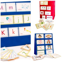 Meadow Kids pocket charts
