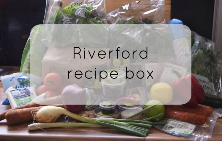 Riverford recipe box