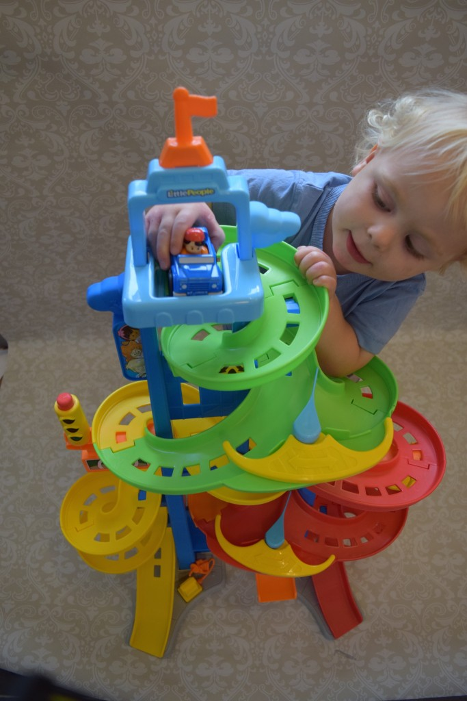 Review: Fisher Price Little People City Skyway