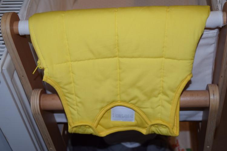 My Baby's Name Is sleeping bag