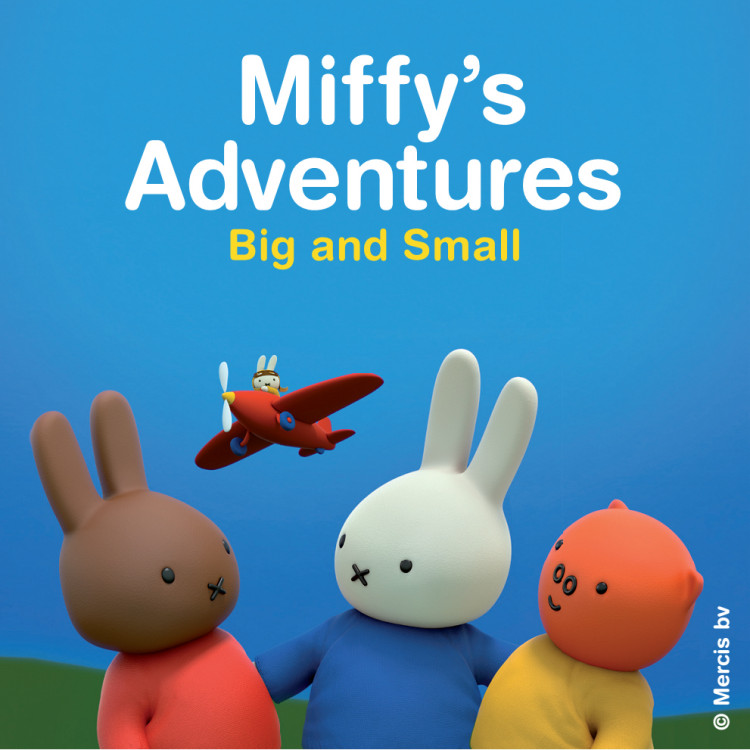 Giveaway: Win a sensory Miffy toy