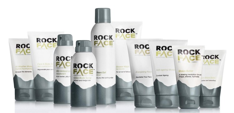 Giveaway: Win a Rockface for men grooming set