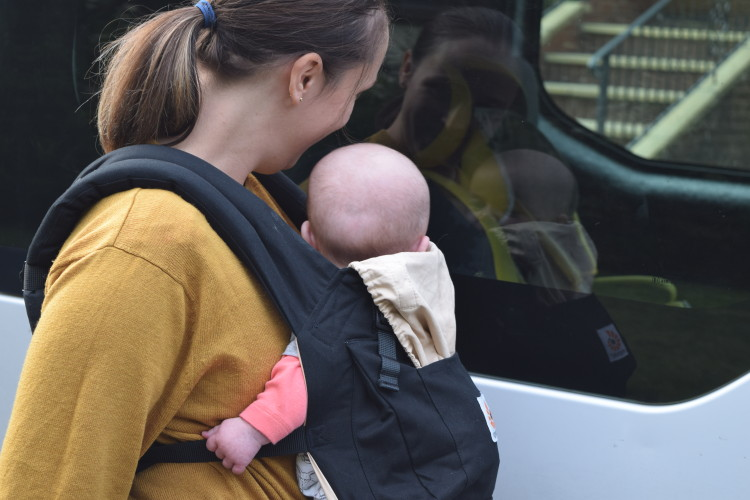 Review: Ergobaby carrier
