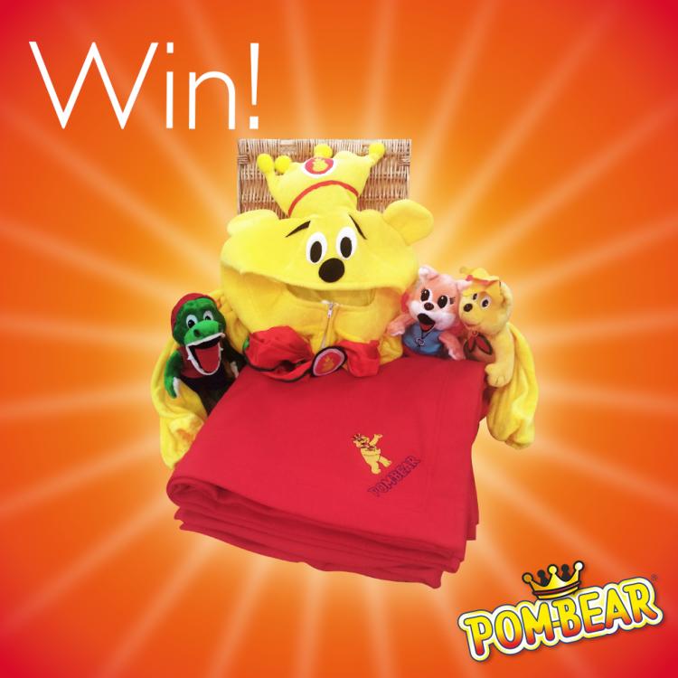 Pom Bear prizes