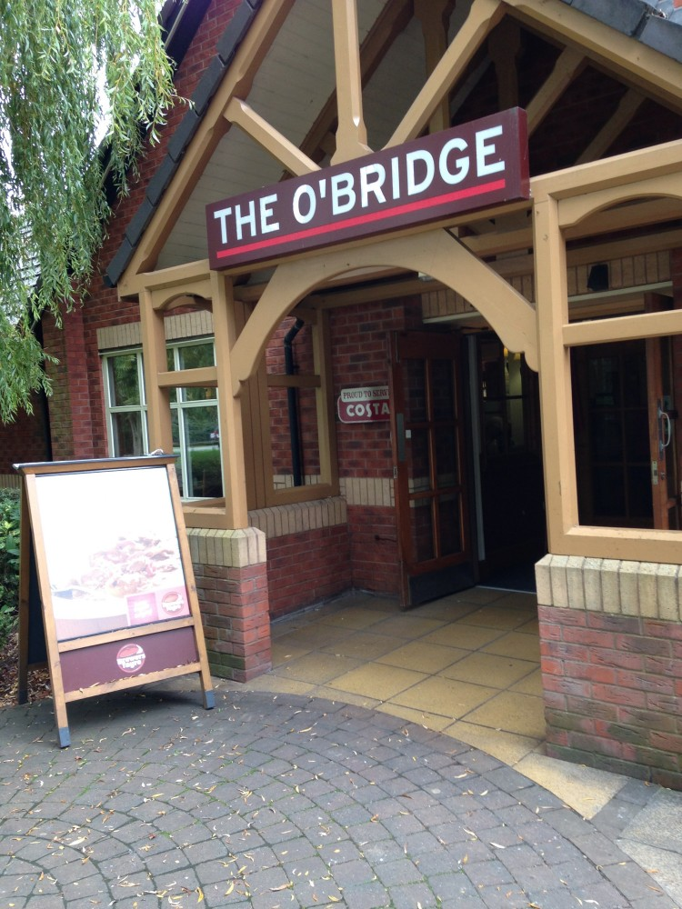 Review: Brewers Fayre Taunton
