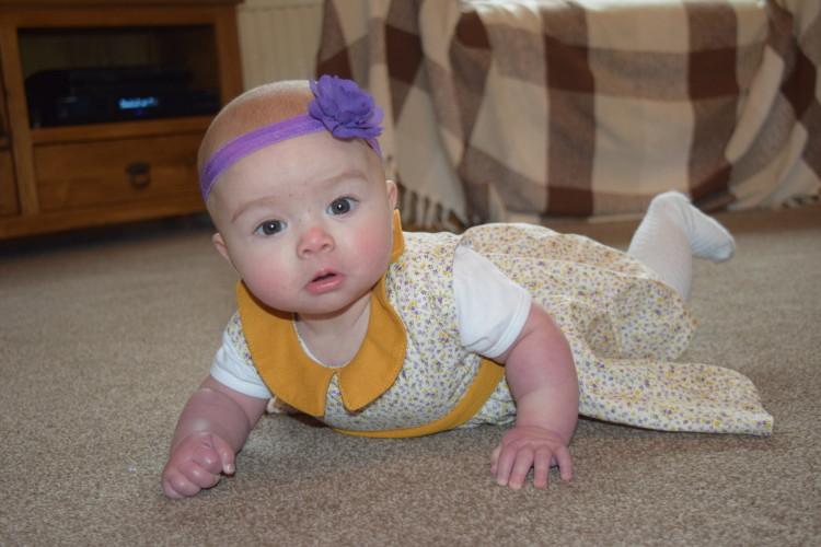 Mum's Girl dress