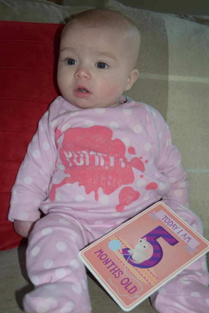 Eliza 5 months