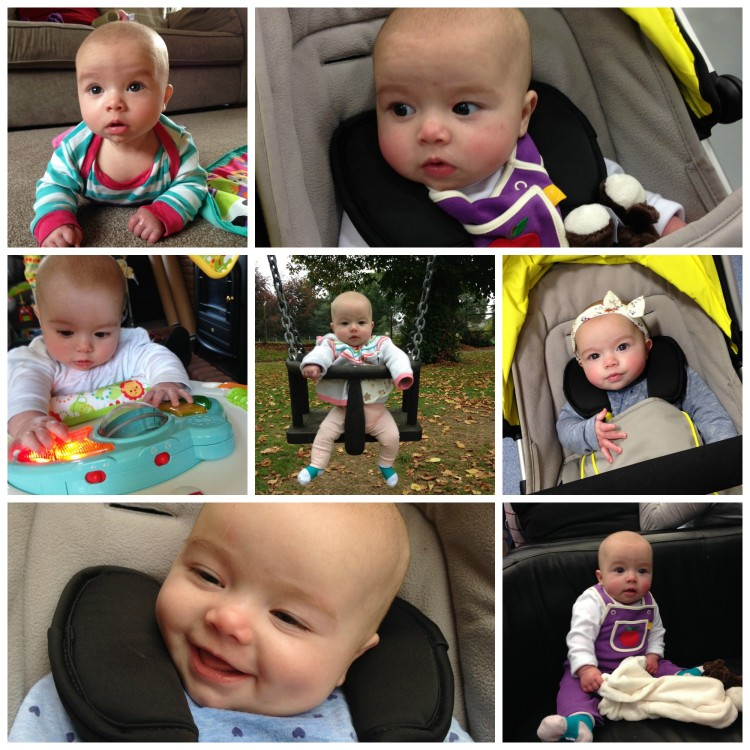 Eliza, 5 months