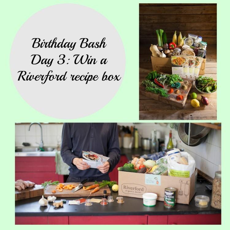 Riverford recipe box