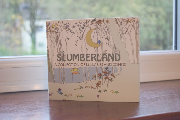 Review & giveaway: Slumberland CD