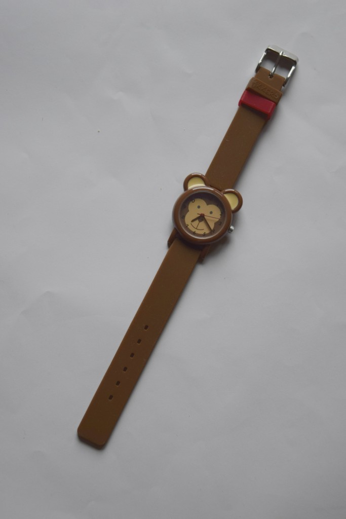 Tikkers Monkey Watch
