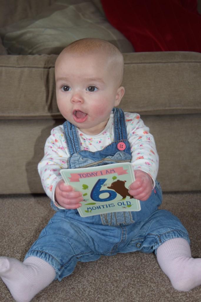 Eliza: 6 months old