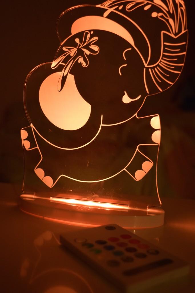 Potwells Aloka night light