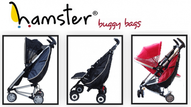 Review & giveaway: Hamster bags
