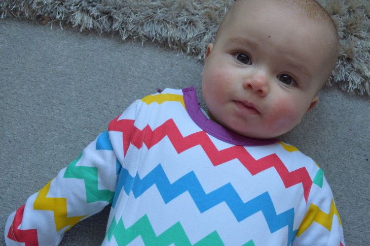 Review: Lil Cubs babygrows