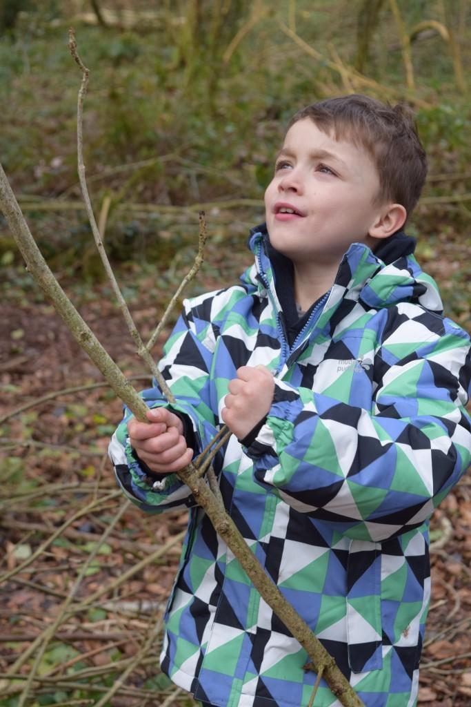 Muddy Puddles Snow Flurry jacket