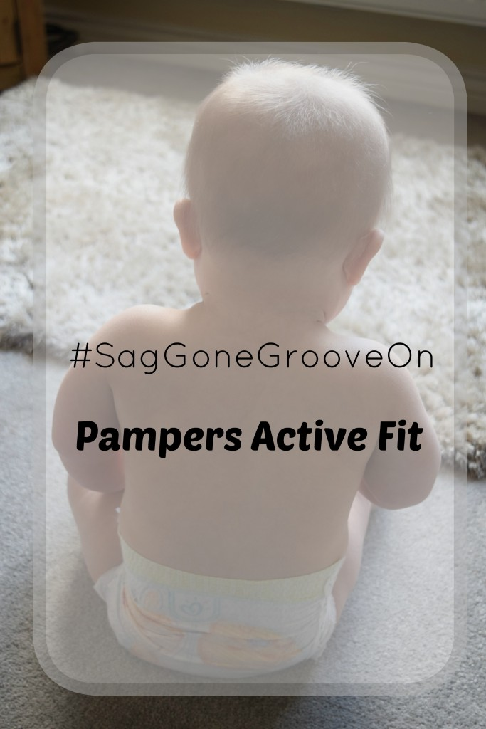 Review: Pampers Active Fit nappies. #SagGoneGrooveOn