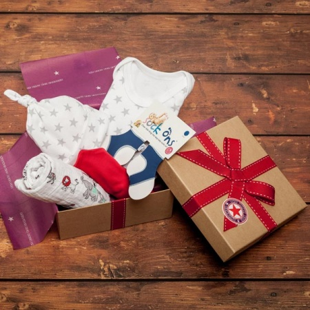 Giveaway: Win a baby hamper