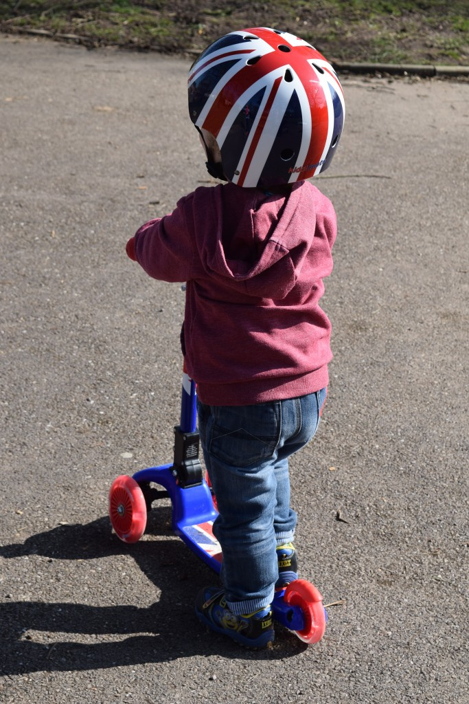 Review: Kiddimoto U-Zoom scooter
