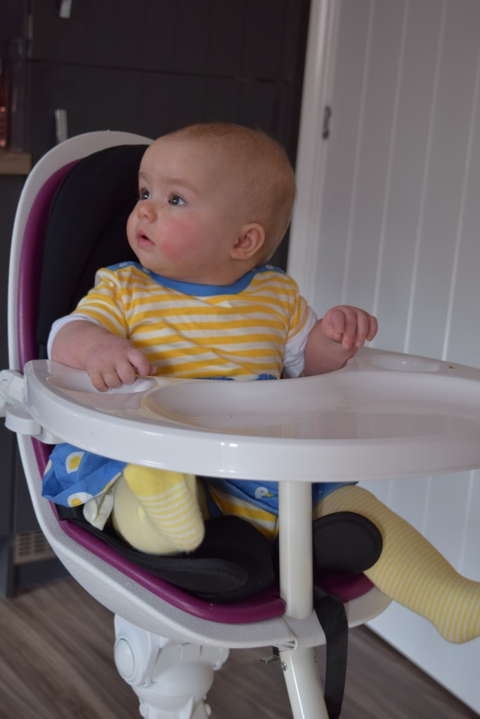 Review: Ickle Bubba Orb highchair