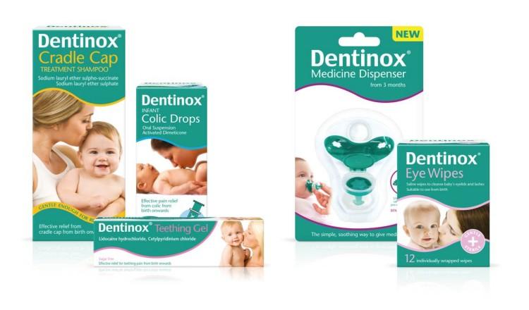 Dentinox range