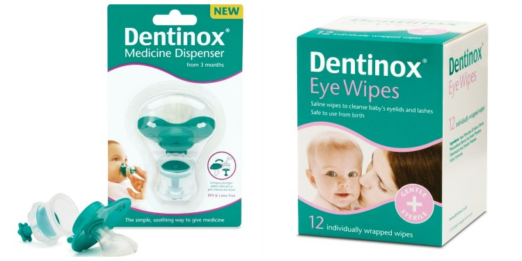 Giveaway: Win Dentinox prize bundles