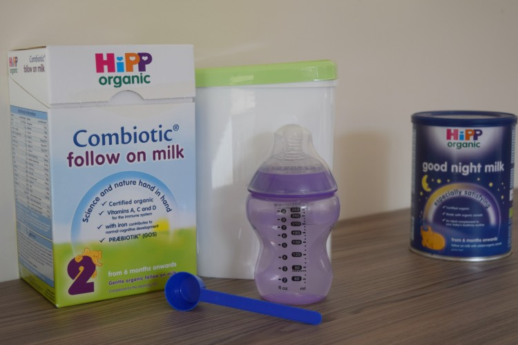 Weaning and milk