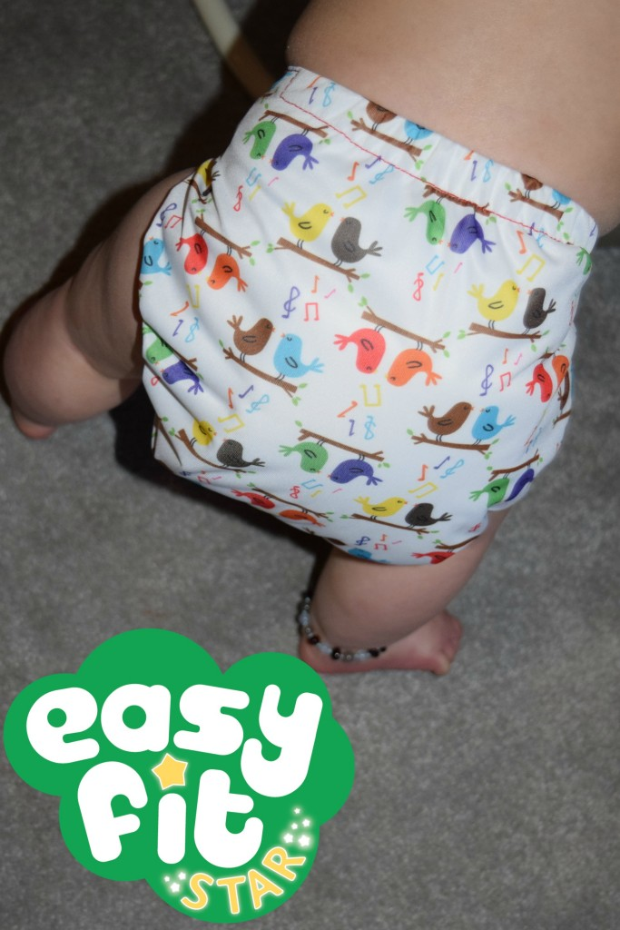 Review: Tots Bots Easyfit Star