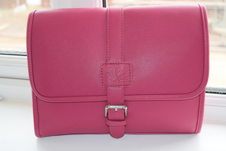 Lin & Leo Cardinal bag
