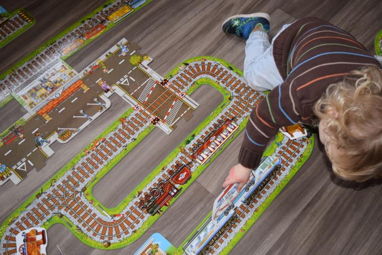 Orchard Toys Giant Railway