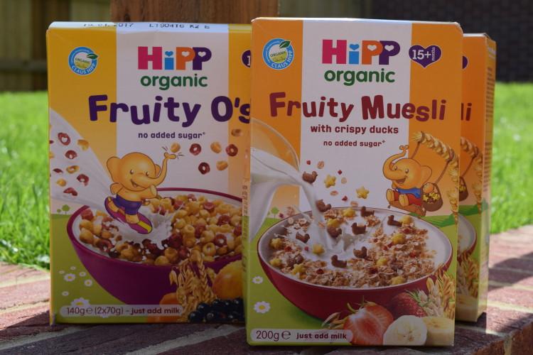 HiPP Organic cereals